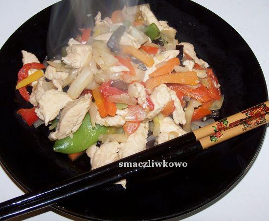 chińskie danie Dukan