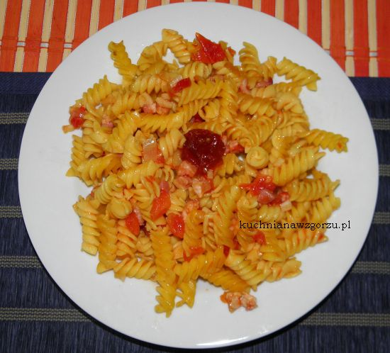 słodka pasta chili