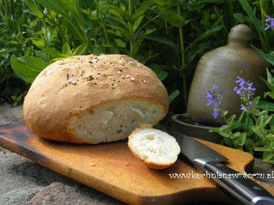 chleb pszenny krojony nożem z Makro