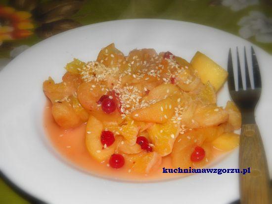 owocowe śniadanie