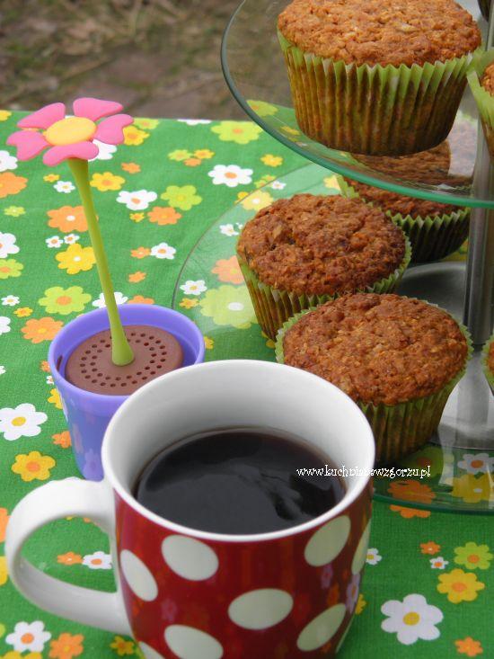 Zdrowe muffiny na śniadanie