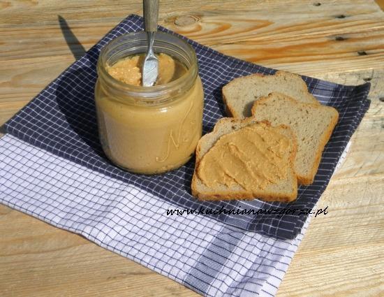 masło orzechowe