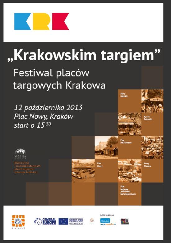 Krakowskim targiem zaproszenie