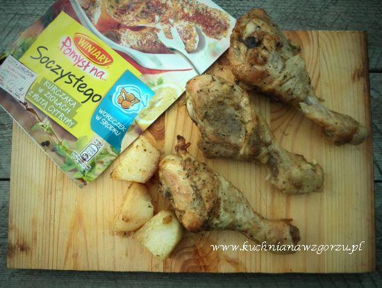 Pomysł na kurczaka Winiary