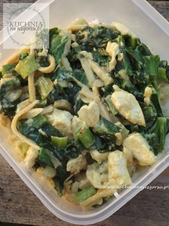 Tofu na obiad