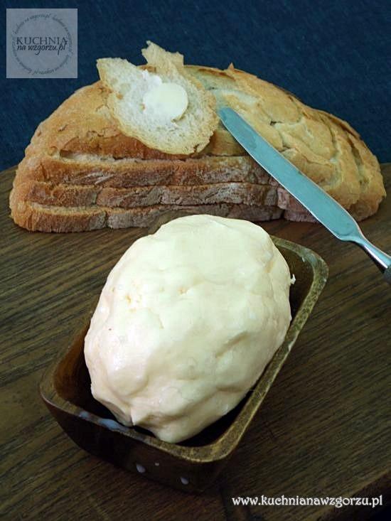 Jak zrobić masło w domu ?