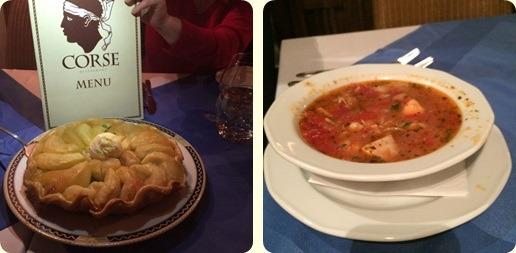 Corse restauracja