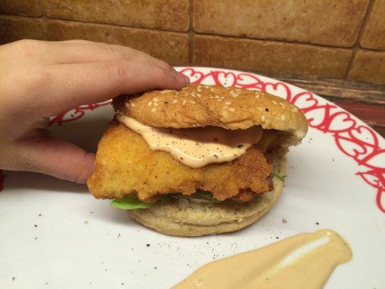 burger rybny