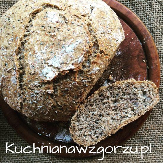 chleb przepis prosty