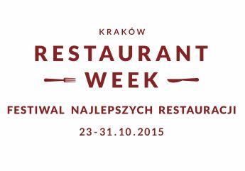 kraków restaurant week