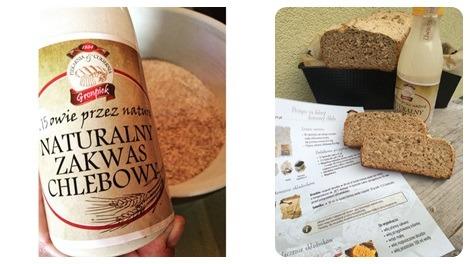 chleb prosty przepis