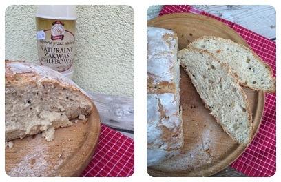 zestaw do chleba