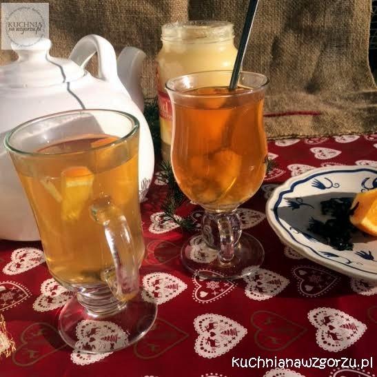 herbata na zimowe dni