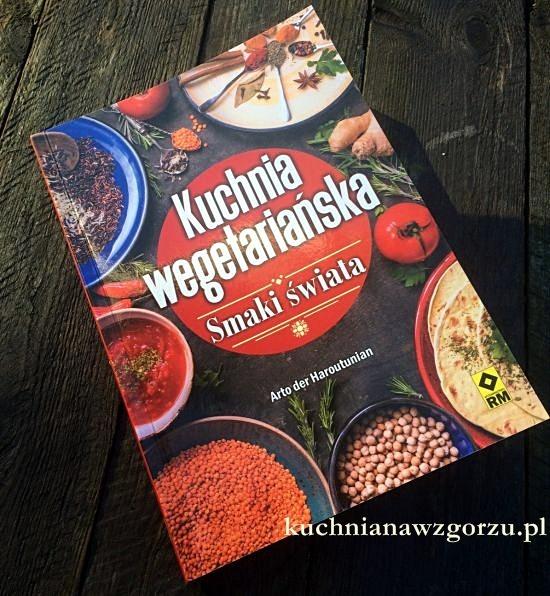 kuchnia wegetarianska Haroutunian