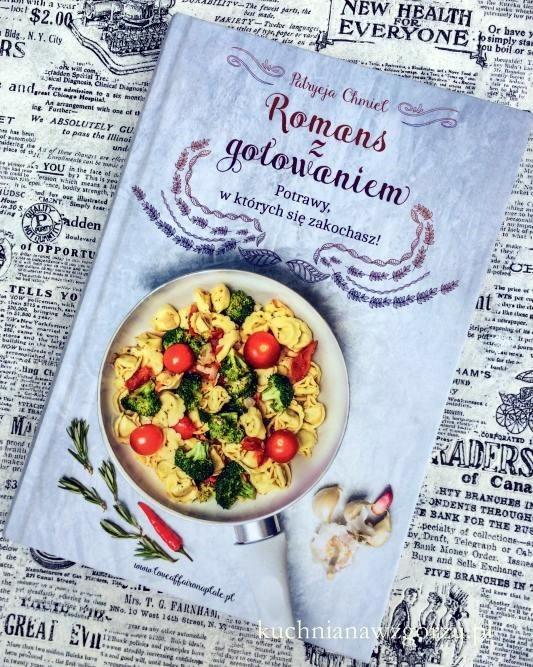 romans z gotowaniem