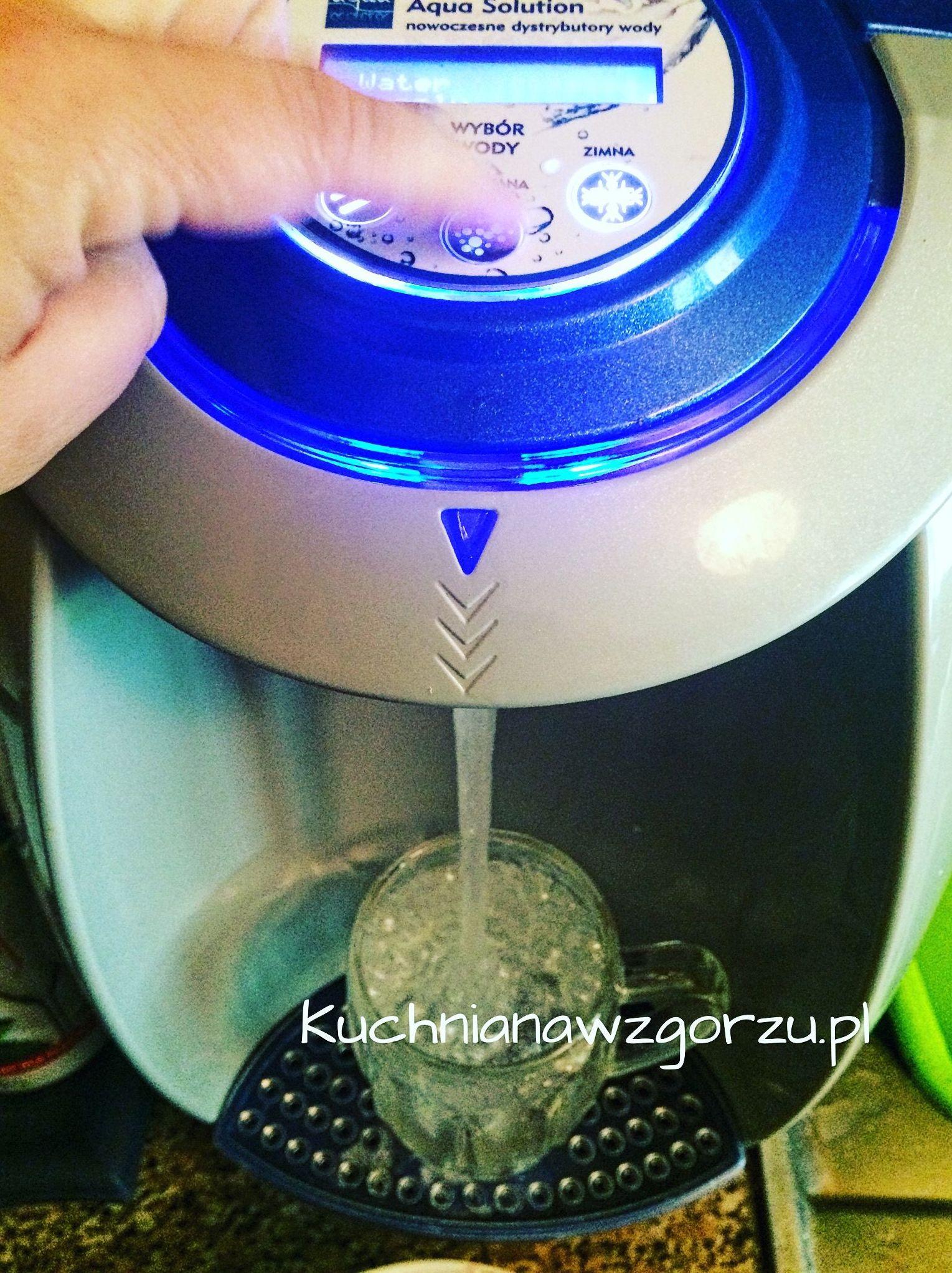 woda gazowana prosto z kranu