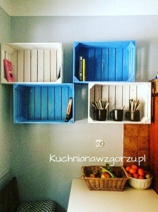 Półki W Kuchni Jak Je Zrobić Czyli Diy Prosty Przepis