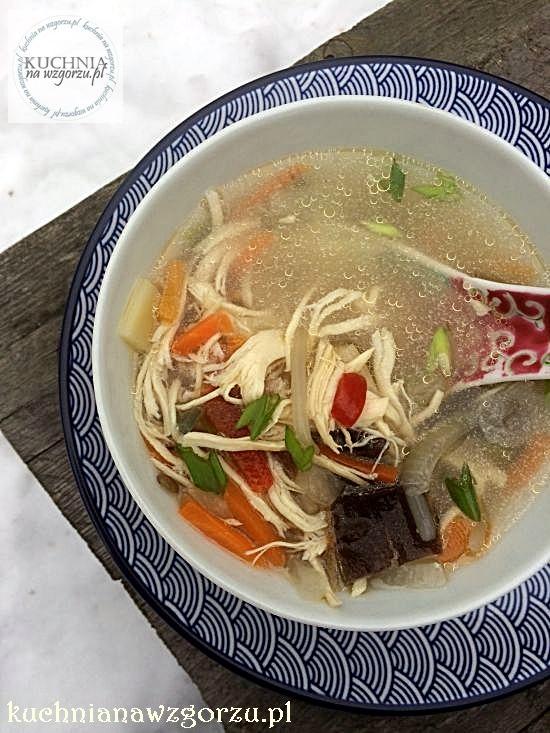 zupa chinska prosty przepis