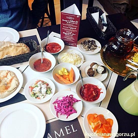 white camel restauracja krakow
