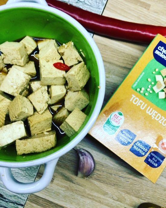 tofu wędzone